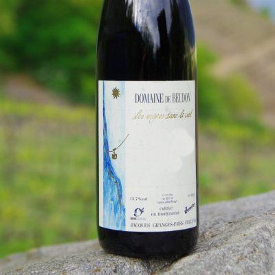 Bouteilles de vins de Beudon