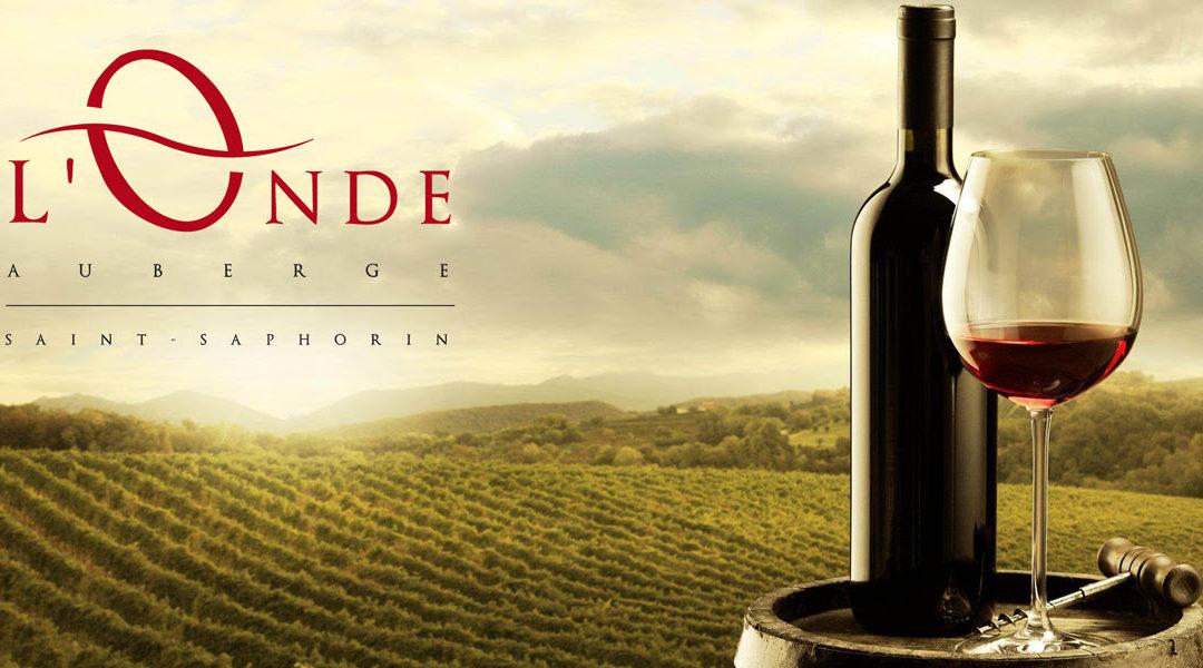 Pérégrinations printanières des vins de Beudon